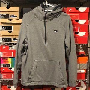 Nike Half ZIP Mens Hoodie